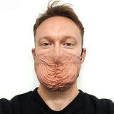 BallBag Face Mask