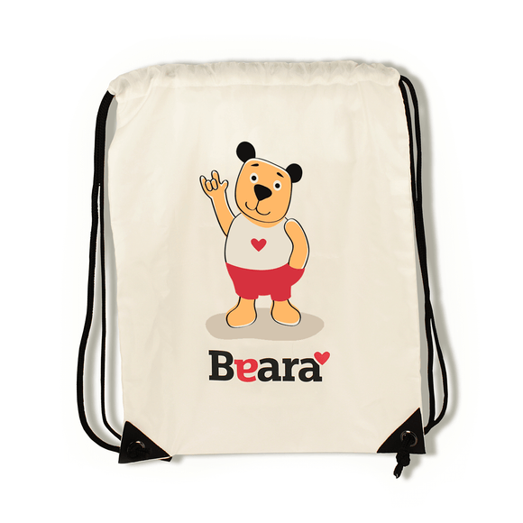 Beara Gym Bag for Deaf Boys