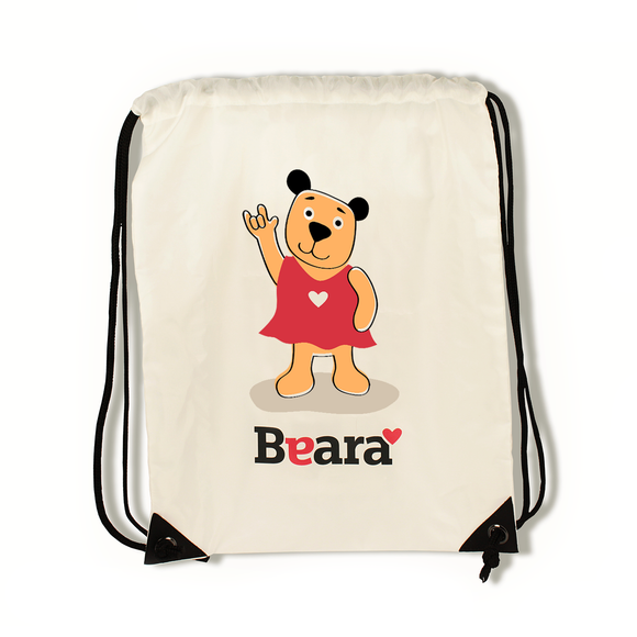 Beara Gym Bag for Deaf Girls