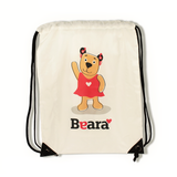 Beara Gym Bag for Girls with Hearing Aids