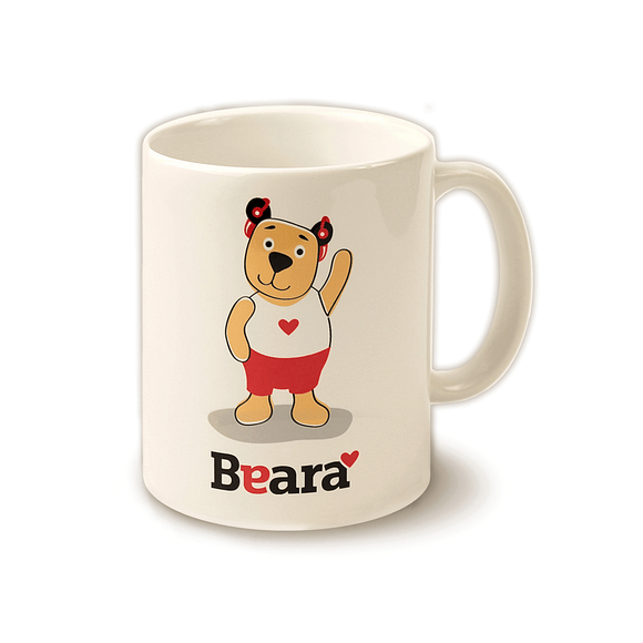 Beara mug for Boys with Hearing Aids