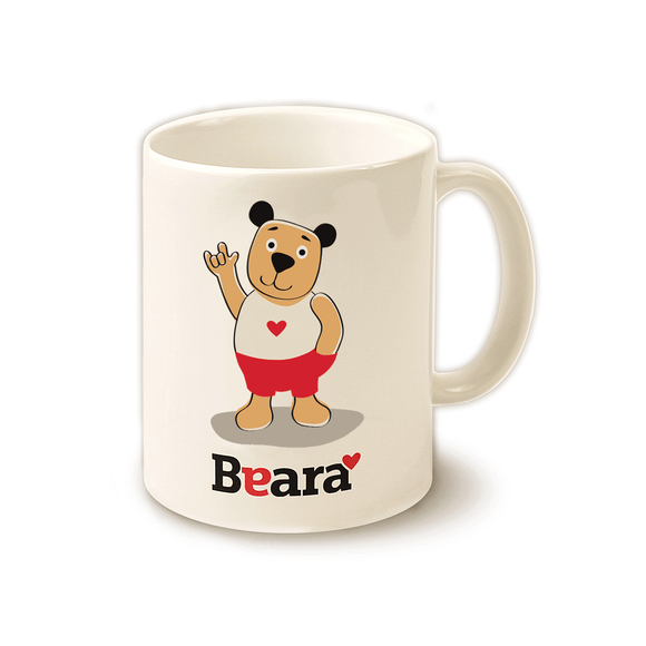 Beara mug - For Deaf Boys