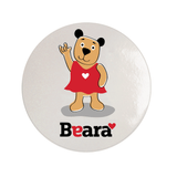 Beara Stickers for Deaf Girls (10 pcs)