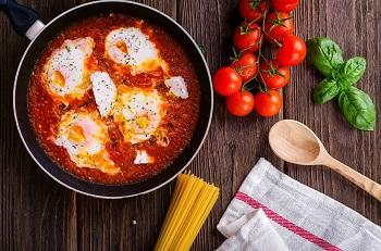 Simple Shakshuka Recipe