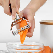 Julienne vegetable  Peeler