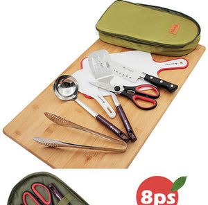 Camping Eating Utensils Set