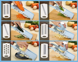 Master Multipurpose Slicer/Dicer With Peeler Tool