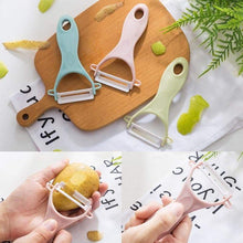 3 Colours Y Vegetable Peeler - My kitchen gadgets