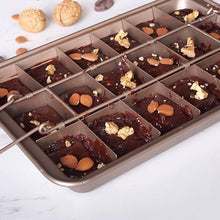 Brownie Baking Pan With Dividers - My kitchen gadgets