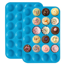 Silicone Cupcake Pan - My kitchen gadgets