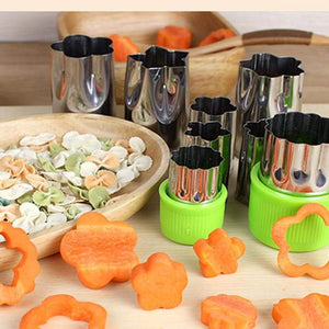 Puzzle Vegetable Cutter - My kitchen gadgets
