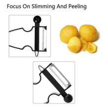 Magic Trio Peeler - My Kitchen Gadgets