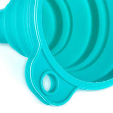 Silicone Collapsible Funnel - My Kitchen Gadgets