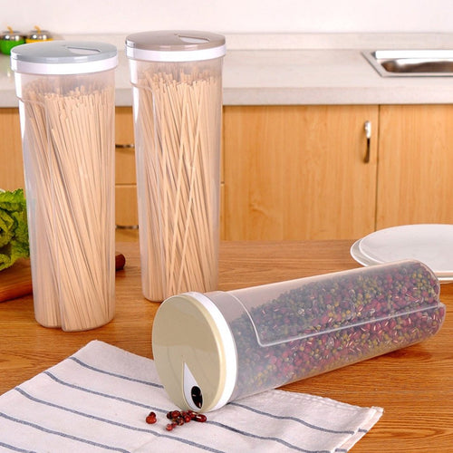 Spaghetti Storage Container - My Kitchen Gadgets