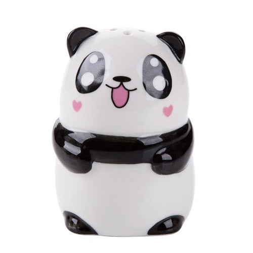 Panda Ceramic Salt And Pepper Shakers