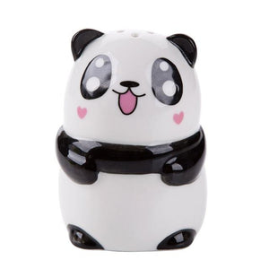 Panda Ceramic Salt And Pepper Shakers - My Kitchen Gadgets