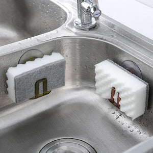 Suction Cup Sink Sponge Holder - My Kitchen Gadgets