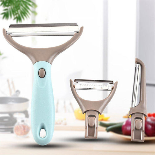 Trio Peeler Set - My Kitchen Gadgets