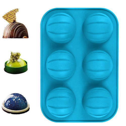 Silicone Sphere Mold - My Kitchen Gadgets