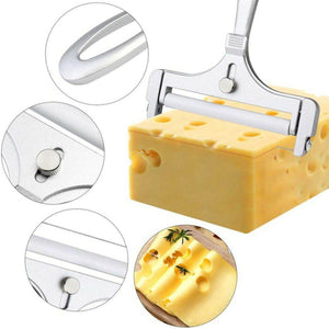 Bellemain Adjustable Thickness Cheese Slicer - My Kitchen Gadgets