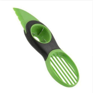 3-in-1 Safety Avocado Slicer