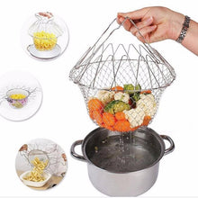 Expandable Fry Chef Basket - My kitchen gadgets