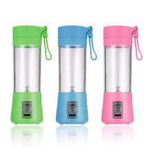 380ml USB Rechargeable Juicer Bottle Cup - My kitchen gadgets