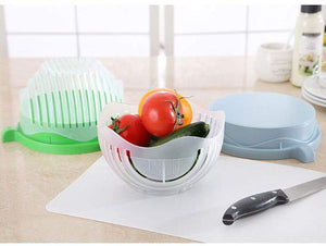 60 Seconds Salad Cutter Bowl - My kitchen gadgets