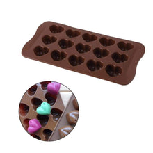 Silicone Cube Chocolate Fondant Cake tray - My kitchen gadgets