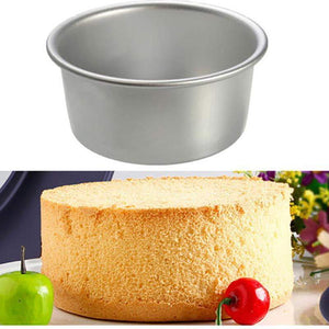 Aluminum Round Cake Pan - My kitchen gadgets