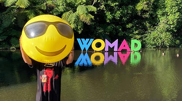 Bold Clothing's pre-launch at WOMAD NZ 2020