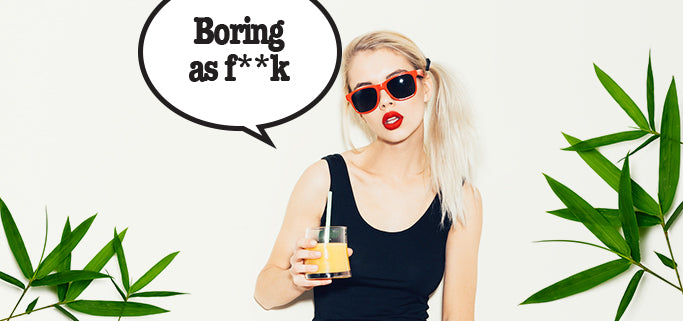 Boring as F**k Blog | Bamboo Clothing Benefits | #sayitinbold @boldornaked  | www.boldornaked.com