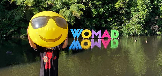 Bold Clothing pre-launches at Womad New Plymouth 2020