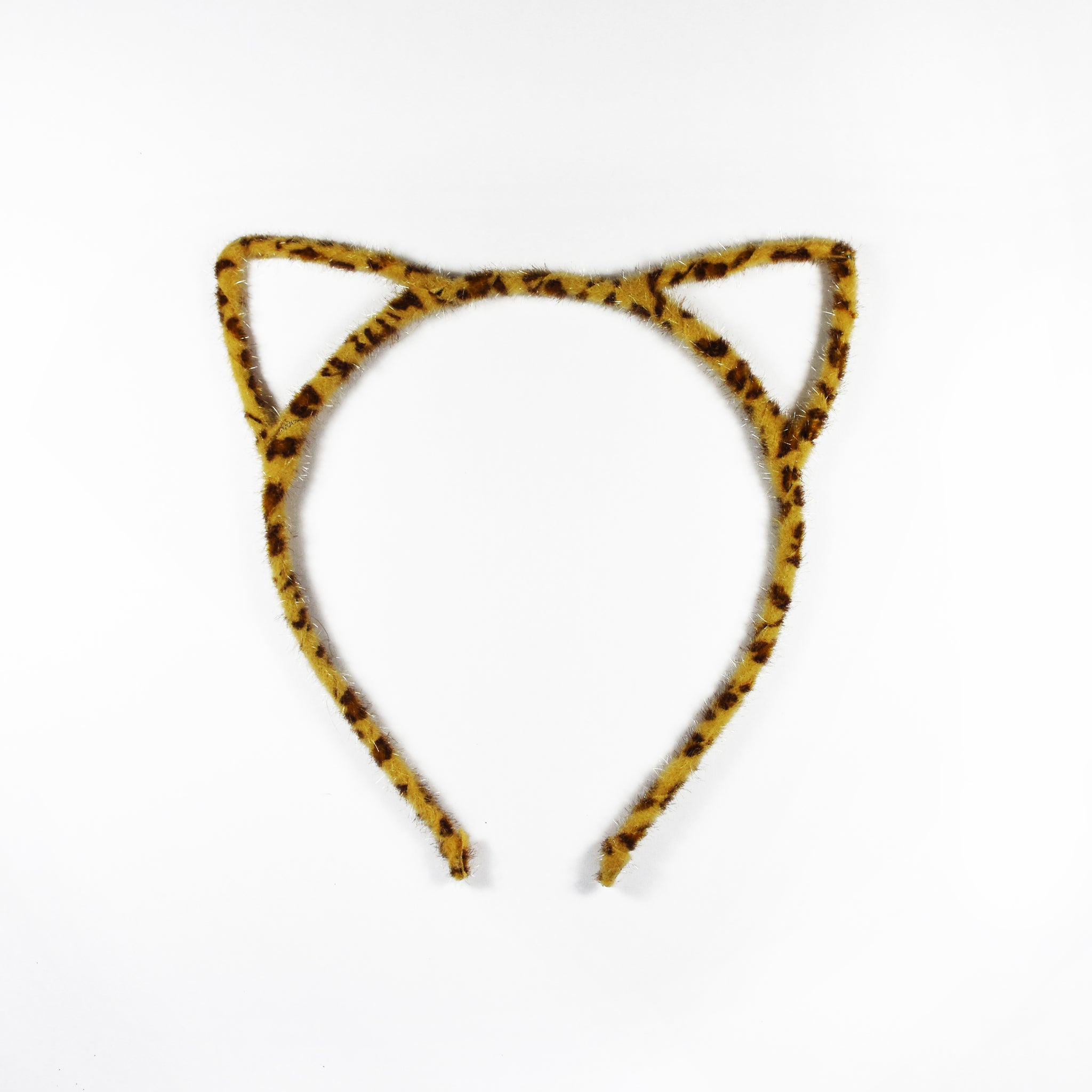 Tiger print Kitten Headbands for Girls & Women | #BeBold | Bold Clothing & Headwear