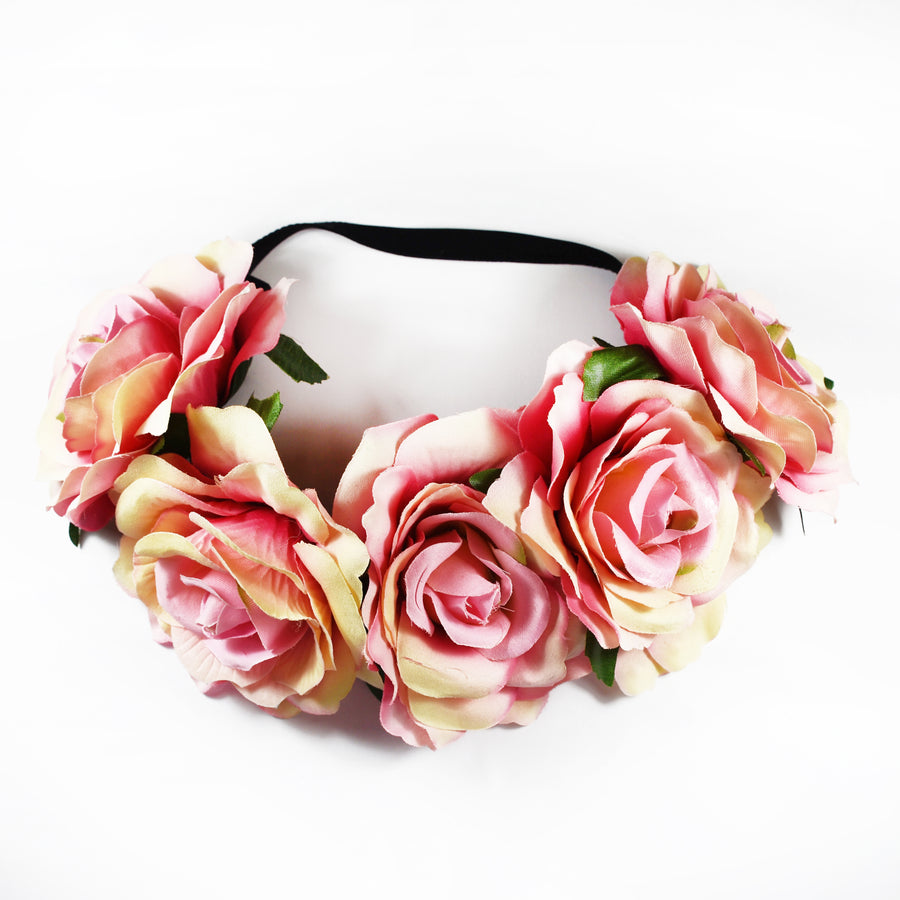 Flower Headbands for Festivals & Events | #BeBold | Bold Clothing & Headwear