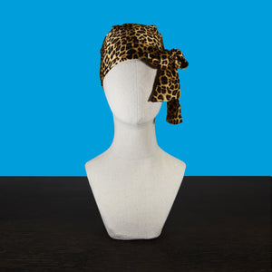 What's New Pussycat | #sayitinbold @boldornaked shop online at www.boldornaked.com | Bold Headwear