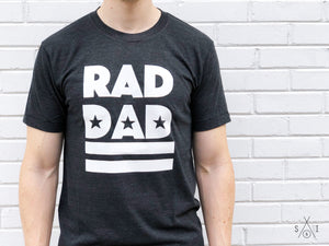 rad washington dc dad tee