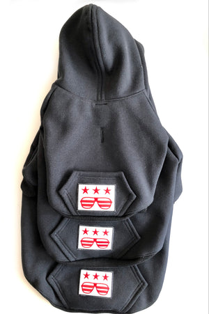 dog hoodie: customizable