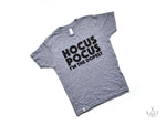 hocus pocus i'm the dopest kids tee