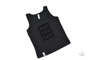 RAD like dad kids tank
