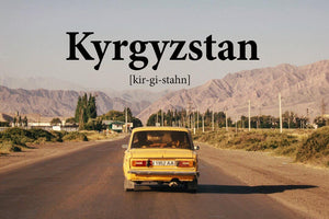 The Charm of Kyrgyzstan