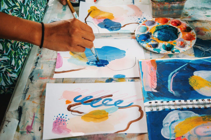Creative Space: Ivy Pangilinan