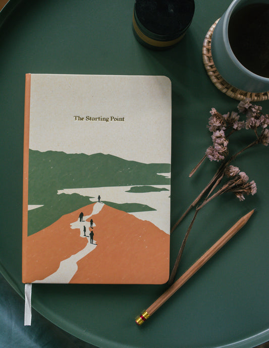 The Starting Point Journal - Where To Next