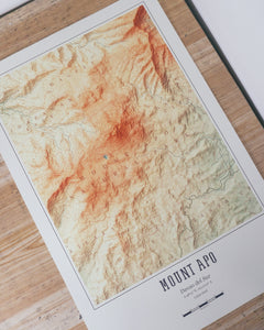 Posters: PH Mountain Maps
