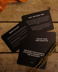 Life Stories: Cards for Conversations - Where To Next