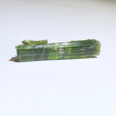 Top Quality 1.1g Green Tourmaline Elbaite Crystal Perfect for Jewelry - Brazil - Item:T18086