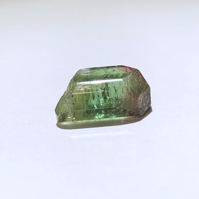 Rare 1.2g Terminated Bicolor Gem Tourmaline Elbaite Crystal Specimen Perfect For Jewelry - Brazil - Item:T19266