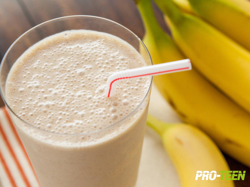 Quick-blend Banana PRO-TEEN®️Shake