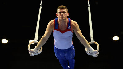 Athlete of the Month - British Gymnast - Dominick Cunningham