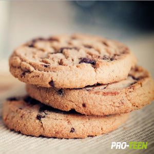 Proteen Peanut Butter Chocolate Chip Cookie